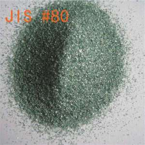 High Quality Green Silicon Carbide with High SiC