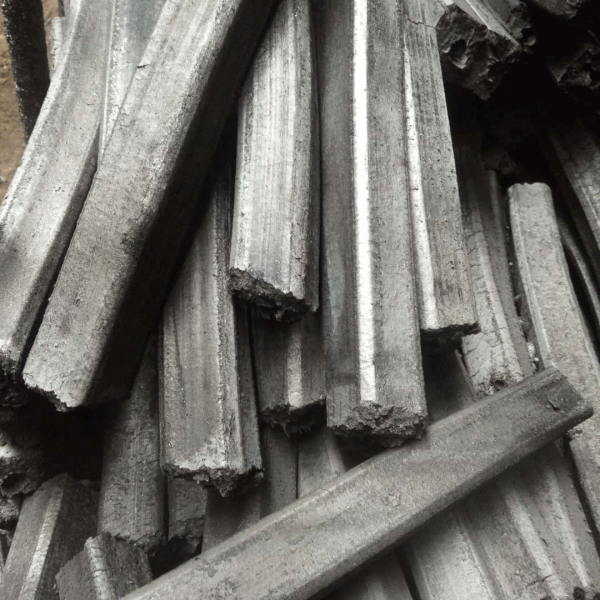 Bamboo coal for cooking