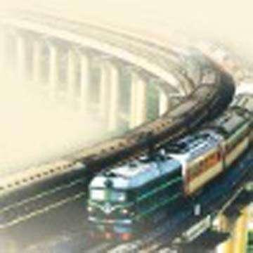 从中国到欧洲的铁路货运