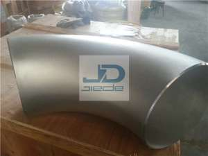stainless steel pipe fitting A403 WP304 ANSI B 16.9 90 degree elbow