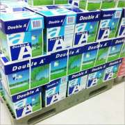 Double A , Xerox , Navigator , Paper One , Goldpaper , Chamex and Multipurpose Paper Etc.