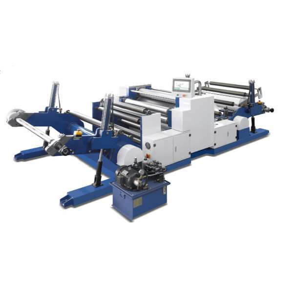 Automatic Roll Type Embossing Machines Model YW-AZ -iseef.com