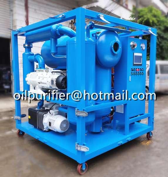 Transformer Oil Filtration Machine Price Transformer Oil Purier Machine Fr3 Oil Purifier Manufacturer