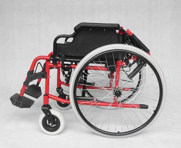 Folding Wheelchair Universal Economic