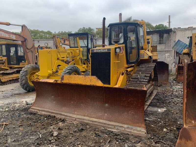 Used CAT D5M Bulldozer in good condition