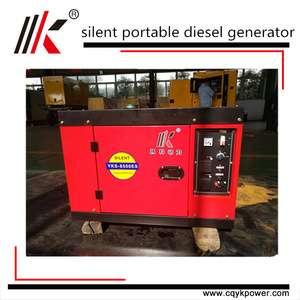11kva 12kva 10kva Silent Diesel Generator Small Soundproof Diesel Generator Silent Diesel Generator Price For Kuwait