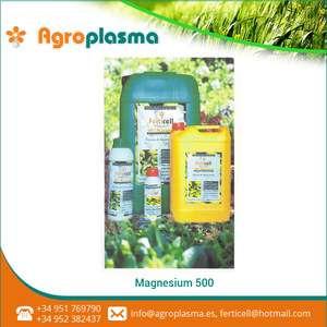 用于健康植物生长和水果生产的液态镁肥