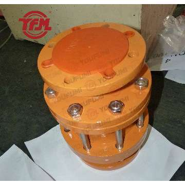 DN65 Floating ball valve flange type for oil Like