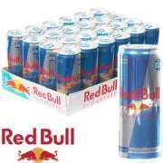 Austria Origin Red Bull Energy Drink 250ml Cans