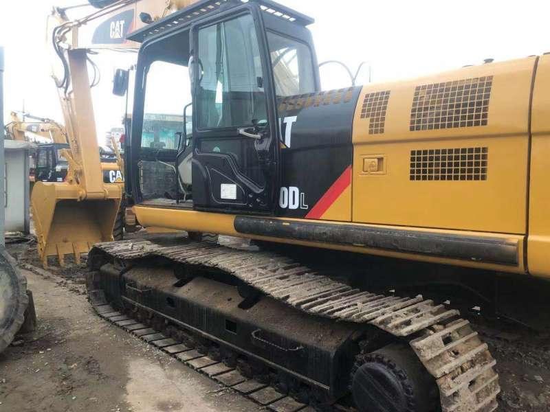 Used Caterpillar 330DL Crawler Hydralic Excavator in good condition