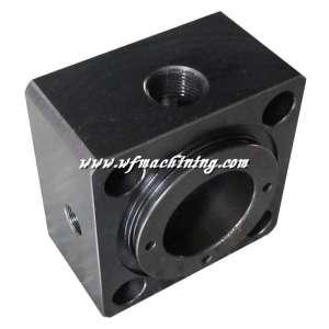 High precison CNC machining part/CNC machining forHydraulic cylinder