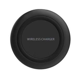 Yootech Factory Price Wireless Phone Charger Portable Qi Samsung Wireless Charger with FCC CE ROSH