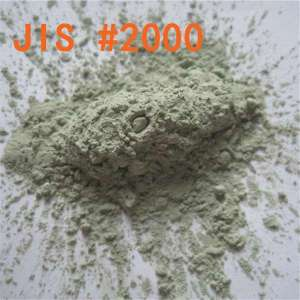 SiC 98% Green Silicon Carbide for cutting/polishing arts agate and glass