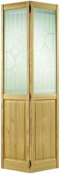 BiFold Wooden Door