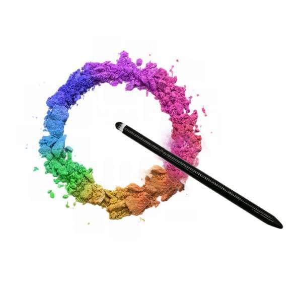 Professional Smudge Brush Custom Logo