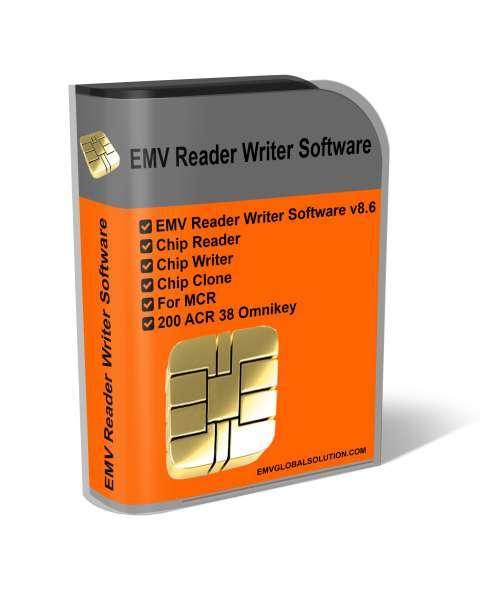 Emv reader writer software v8