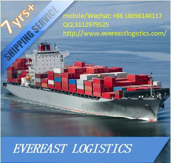 最便宜的价格和良好的服务!拼箱和整箱海运物流从上海到美国的门到门——QQ:3112979525