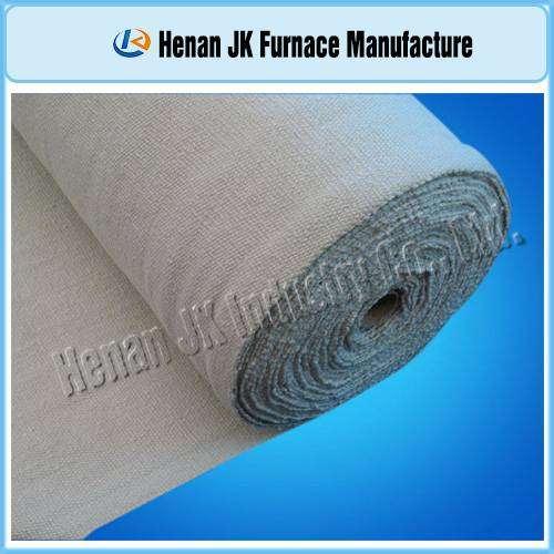 High Temperature 1260C Ceramic Fiber Insulation Cloth