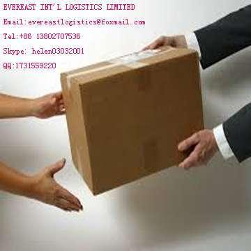 散货拼箱海运服务从中国主要港口至世界各地