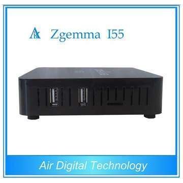 Best Linux IPTV Set Top Box ZGEMMA I55 With BCM7362 Dual