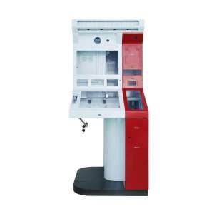 ATM机金属柜