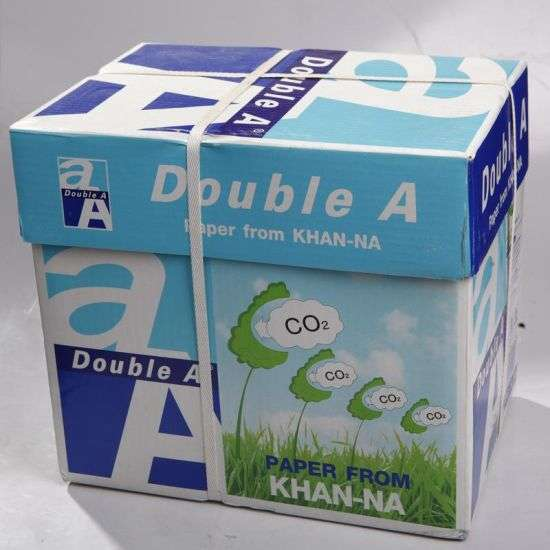Double A A4 Paper 80 G White In Copy Paper