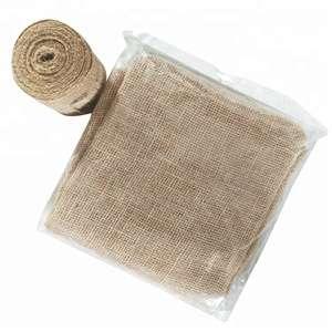 Natural HESSIAN 100/% Jute Fabric Material