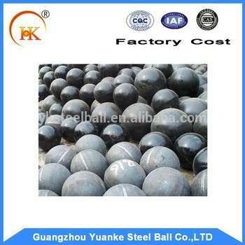 轧制钢/碳铸造/铸造配件/锻造用长寿命锻钢钢球