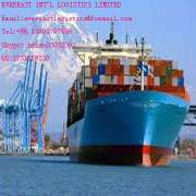 container shipping freight from China to Asuncion,Paraguay