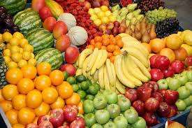 Fresh Fruits (Apple, Mangoes, Avocado, Oranges, Lemons, Bananas, Strawberry,..etc)