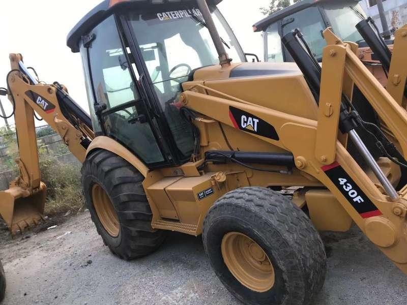Used Caterpillar 430F Backhoe Loader