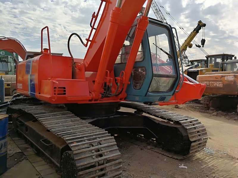 Used ZX200-3G Hydraulic Crawler Excavator for sale