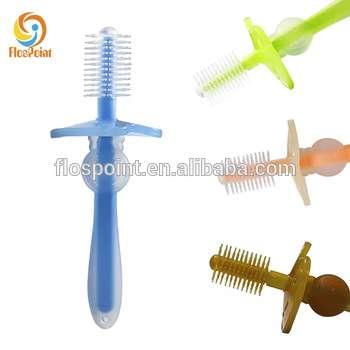 中国口腔卫生牙刷软毛牙刷供应商幼儿易握套