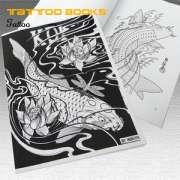 Newest design tattoo drawing book