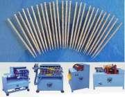 bamboo toothpick  machine chopsticks machine barbecue stick machine BBQ stick machine