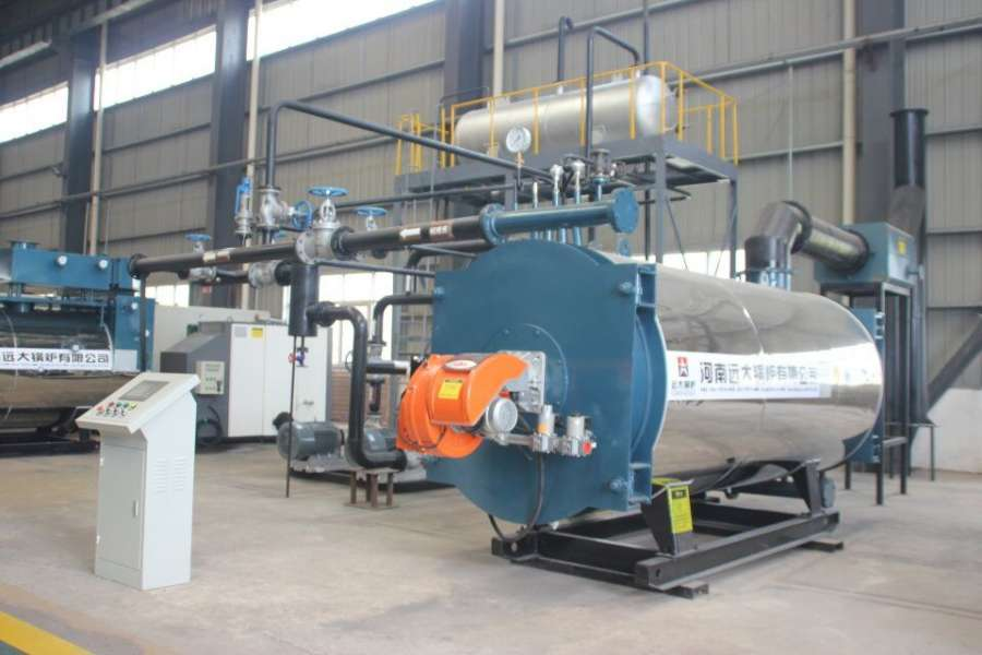 60 00 000 Kcal YY(Q)W Thermal Oil Boiler Manufacturer In China