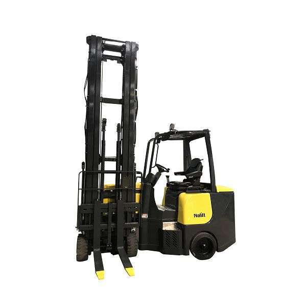 China Best Narrow Aisle Forklift With High Quality