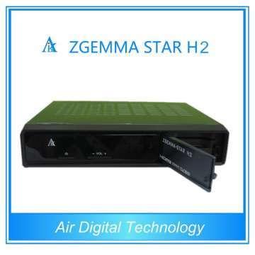 Zgemma-star H2 COMBO 1X SATELLITE DVB-S/S2 + HYBRID DVB-C/T