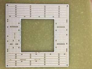 铝合金组合板