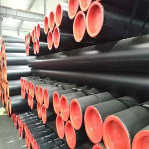 ASTM A53/A106 GR B mild steel seamless pipes