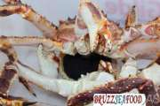 Norwegian red King crab, king crab legs with clusters,Live red king crab mud crab, live dungeness crab