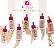 Dermacol 24h Control Make-Up with co-enzyme Q10