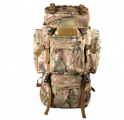 Nice 600D polyester 35-40L multicam camouflage rucksack for army