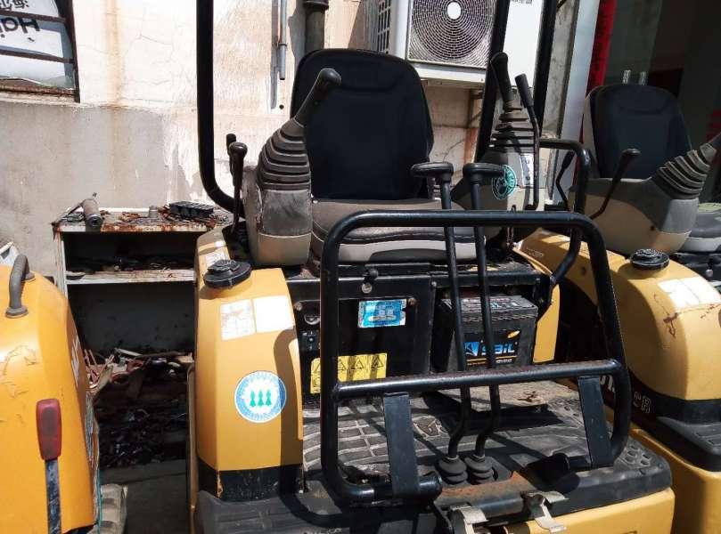 Used CAT 301.5CR Mini Excavator In Good Condition