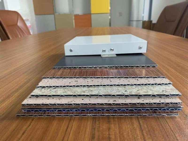 4mm Reynobond Pvdf Acp Acm Panel Aluminum Composite Panel