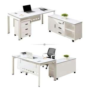 Metal Frame Office Desks