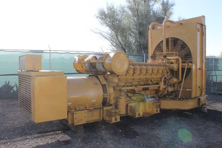 GE LM6000 Gas Turbine PC Sprint 60 MW