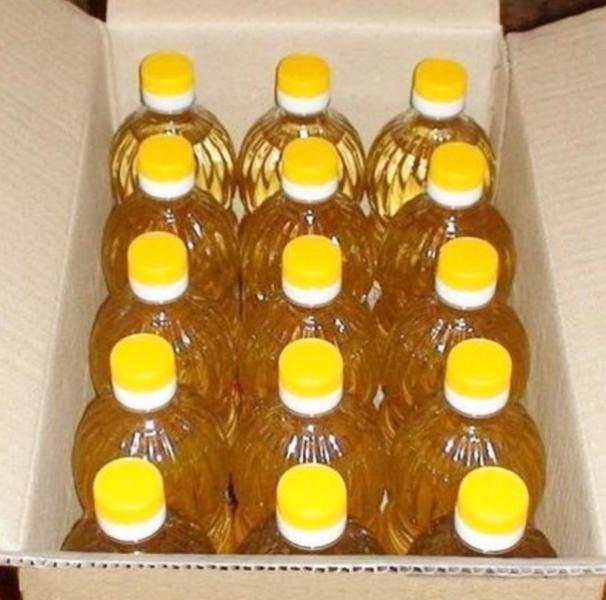 精制向日葵油