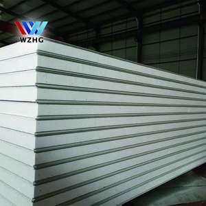 中国供应商以色列屋顶聚苯板夹芯板