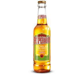 Tequila Flavored Desperados Red Beer